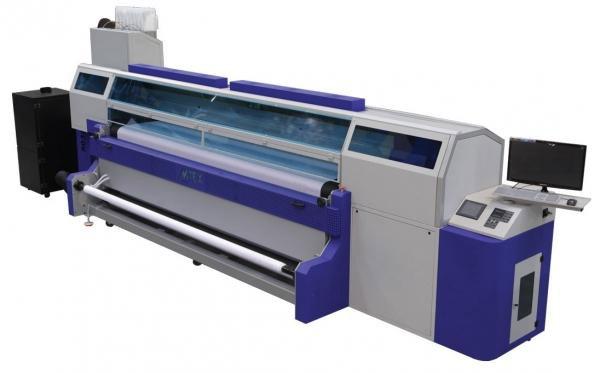 subilmační textilní tiskárna